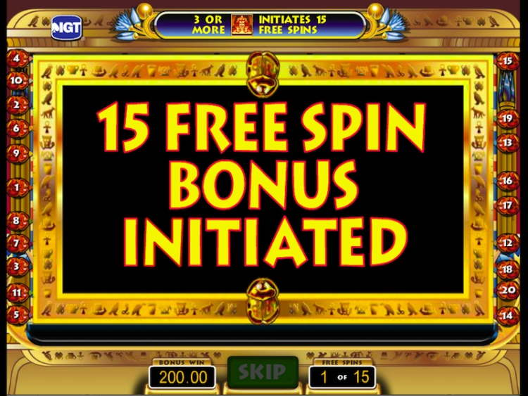 Online Slot Games With Bonuses